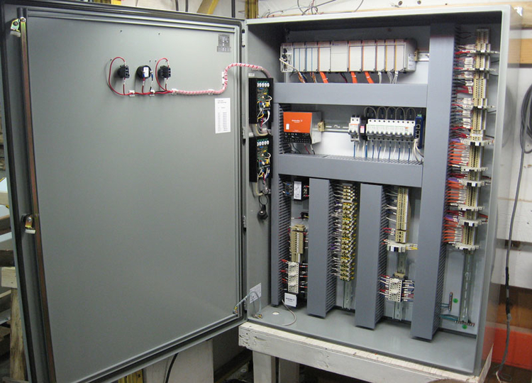 Electrical wiring and panel work